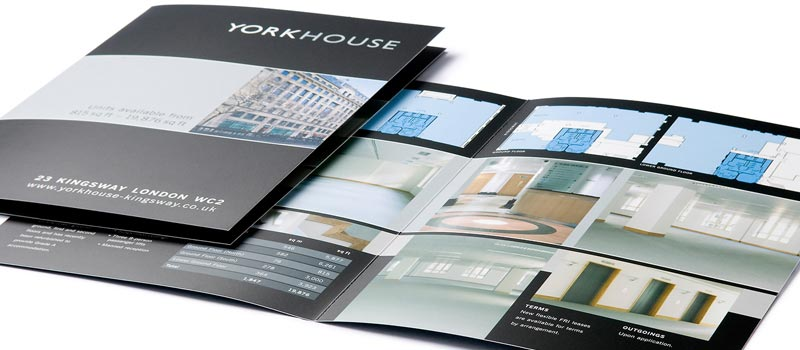 Property Brochure Design Office Let