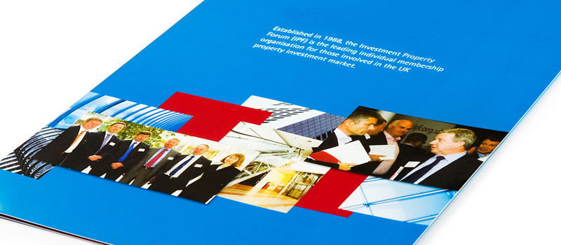recruitment brochure for a membership organisation